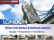 Kitchen Showroom London | Cheap Kitchens London | Wilson Fink