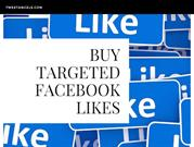 BUY TARGETED FACEBOOK LIKES