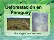 Deforestacion quick time