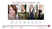 RockRush's Golden Globe Awards Look