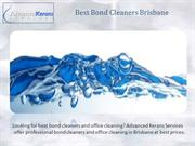 Best Bond Cleaners Brisbane