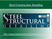 Steel Construction Detailing Services