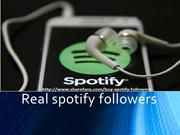 Increase Spotify Playlist Followers