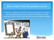 How to Attract Cartoon Caricatures political magazine
