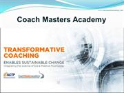 ICF certified Coach Training