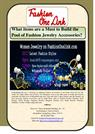 What items are a Must to Build the Pool of Fashion Jewelry Accessories