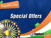 Special offers on Mobile App Development