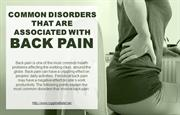 What Is The Slip Disc Disorder And What Are Its Main Symptoms?