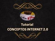 TUTORIAL Conceptos Internet 2.0