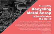 The Role Of Metal Recycling Process In Energy Conservation