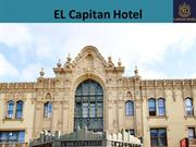 EL Capitan Hotel: Extended Stay Hotel in San Francisco