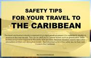 Tips to travel safely to the Caribbean
