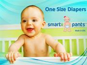Smartipants - Onesize Diapers