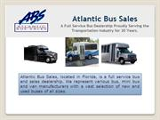 Used school bus for sale-Atlantic Bus Sales