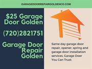 Garage Door Repair Golden Co - Garage Door Installations Golden Co