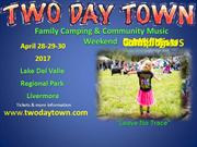 Two Day Town Festv4.1