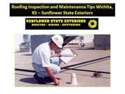 Roofing Inspection and Maintenance Tips Wichita, KS
