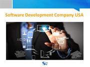 Software Development Company USA