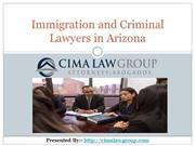 U Visa Immigration Lawyer and Criminal Lawyers in US