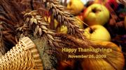 Thanksgiving PPT Template