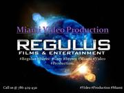 Miami Video Production Services - The Miami Studio