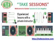 Music Producations in Los Angeles Takesessions