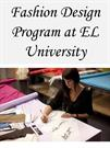 Fashion Design Program at EL University