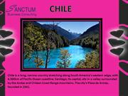 Looking for CHILE Visa - Contact Sanctum Consulting