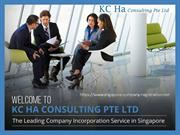 Best Company Registration Service in Singapore