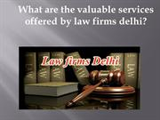 LAW FIRMS DELHI6