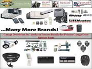 Garage Door Mart Inc. declares Esteem Bundle for Private Garage Door O