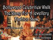 Bollywood Celebrities walk the ramp for a jewellery fashion show