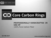 Professionally Handcrafted Carbon Fiber Rings | Core Carbon   Rings