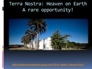 Retreat Center for Sale in Uruguay