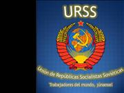 Desintegracion de la URSS