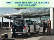 How to Book Riga Airport Transfer Services Easily