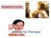 HRT Is A Safe And Natural Treatment