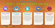 Starting a Business Here's The Right Office for You