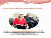 Education & Professional Development Resources