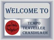 Tempo Traveller Booking in Chandigarh, Hire Tempo Traveller Chandigarh
