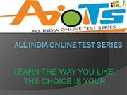 Best Test Series for gate Exam | gate coaching in Dehradun
