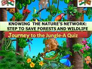 Questionnaire for quiz-journey to jungle