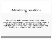 Advertising Locations