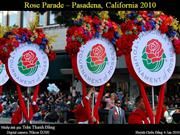 0435-Rose Parade Pasadena 2010