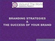 BRANDING STRATEGIES & THE SUCCESS OF YOUR BRAND