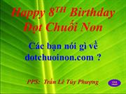 ĐCN_Happy 8th Bday_TLTP