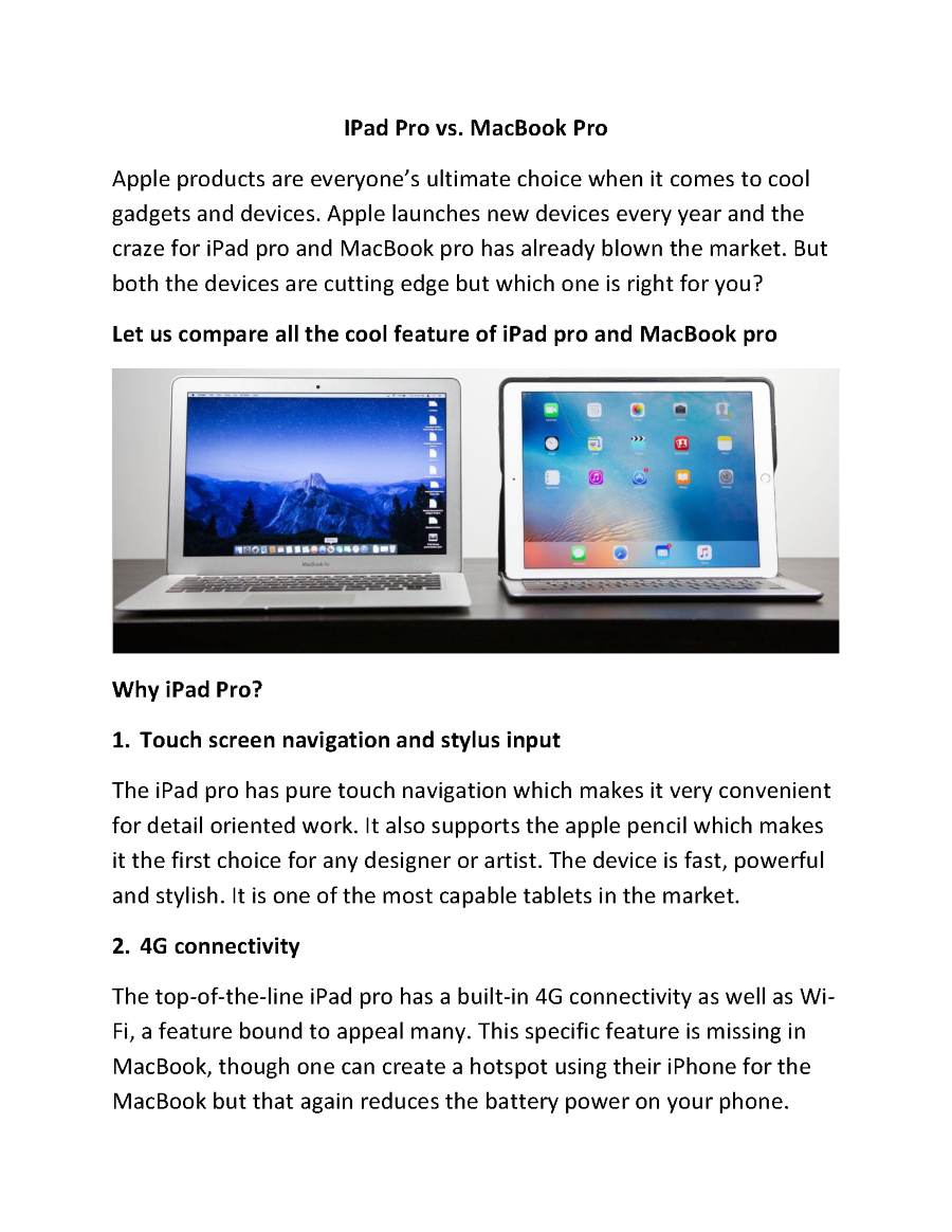 learn how to use macbook pro