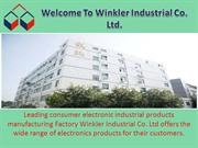 Grab Consumer Electronic Industrial Products at Affordable Prices.