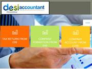 Chartered certified accountants in London