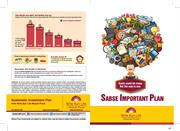 Systematic Investment Plan from Birla Sun life Mutual Found